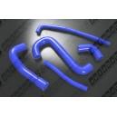 Silicone Radiator Coolant Heater Hose kit for Alfa Romeo SZ RZ ES-30 (Blue) - Autobahn88 (ASHK159-B)