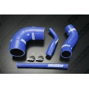 Silicone Turbo Intake Manifold Hose & BOV Hose & Breather Hose Kit for Colt Z27A/ AG/ Ralliart R (Blue) - Autobahn88 (ASHK216-B)