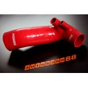 Silicone Induction hose kit for Nissan Skyline R33 R34 RB25SET (Red) - Autobahn88 (ASHK110-R)