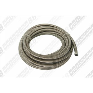 AN -6 (AN6 AN 06) Stainless Steel Braided Fuel Hose 1 m - Autobahn88 - (HS025-A06)