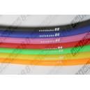 4mm ID Silicone Vacuum Hose Tubing Red / Blue / Black / Yellow / Pink / Orange / Green 1 meter - Autobahn88 ( ASHU06-4 )