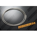 "1/8""ID AN-3 Stainless Braided PTFE Teflon Brake Hose 1m ( 1 Meter) - Autobahn88 - (HS020-A03)"