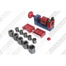 Aluminium Adaptor Fittings Hose Installation Kit Set - Autobahn88 - (AS045)