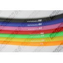 8mm ID Silicone Vacuum Hose Tubing Red / Blue / Black / Yellow / Pink / Orange / Green 1 meter - Autobahn88 ( ASHU06-8 )