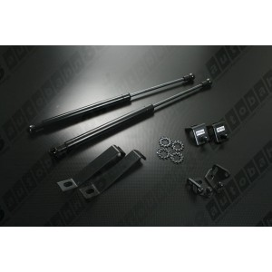 Bonnet Hood Strut Shock Damper Honda Accord Kit 98-02 SiR CF4 SiR-T Euro-R CL1