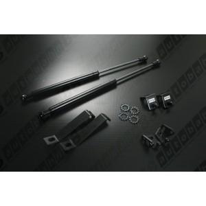 Ford Focus 04-07 Bonnet Hood Strut Shock Support Damper Kit