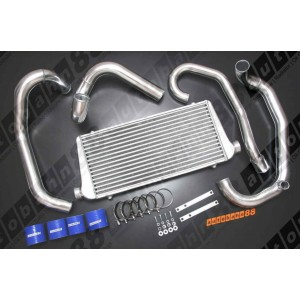 Autobahn88 Intercooler complete kit for Subaru Ver 3-6 Impreza WRX GC8 96-00 - CARP06
