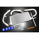 Autobahn88 Intercooler complete kit for Mitsubishi Evolution 7/8/9 - CARP012