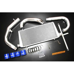Autobahn88 Intercooler complete kit for Mitsubishi Evolution 7/8/9 - CARP012
