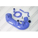 Induction Pipe for Audi A4 1.8T/ 1.8T Quattro B5 Moto Code: AEB/ATW + 1 meter 3mm vacuum hose  (Blue) - Autobahn88 (ASHK92-B)