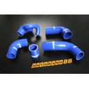 Silicone Boost kit for Volvo 850T5R / S70T5 / V70T5 (Blue) - Autobahn88 (ASHK129-B)