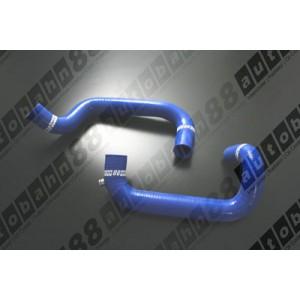 Silicone Radiator hose kit for Lotus Exige 04 2ZZ-GE (Blue) - Autobahn88 (ASHK149-B)