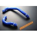 Silicone Radiator hose kit for Nissan Skyline R33 2.5T RB25DET (Blue) - Autobahn88 (ASHK10-B)