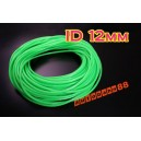 12mm Silicone Vacuum Tube Hose 5 Meters Silicon GREEN - Autobahn88 ( ASHU06-12G )