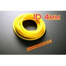 4mm Silicone Vacuum Tube Hose 3 Meters Silicon YELLOW - Autobahn88 ( ASHU06-4Y )