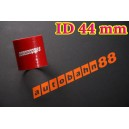 Silicone Coupling Hose 44mm 1.75 inch Length 76mm Red - Autobahn88 ( ASHU01-44R )