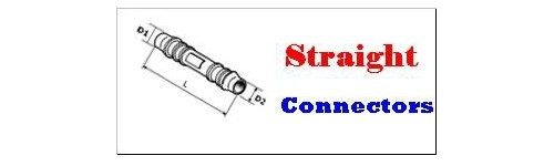 Straight Connectors