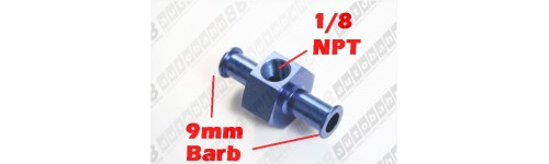 Barb Gauge Adapters