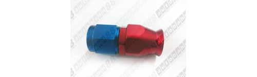 Straight PTFE End